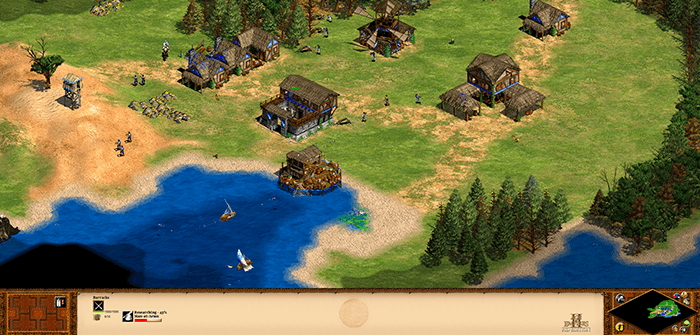 A Classic Game Revisited: Age of Empires