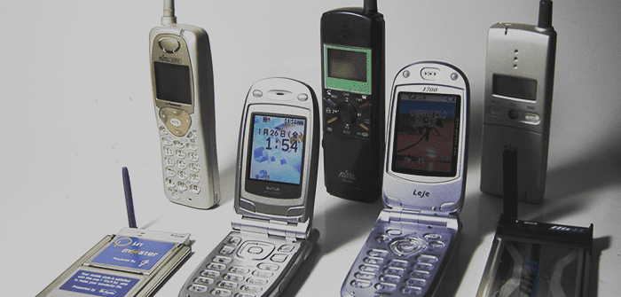 The History of Cell Phones in One Infographic