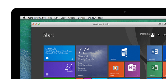 New Year, New You: What's New in Parallels Desktop 10
