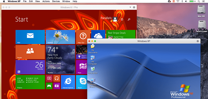 Run Multiple Operating Systems Easily with Parallels Desktop for Mac