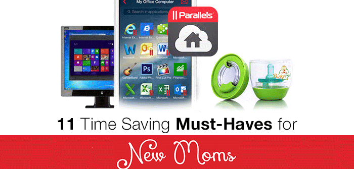 11 Time-Saving Must-Haves for New Moms