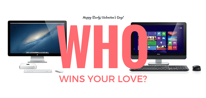 Mac vs. PC: Who Gets More Love?