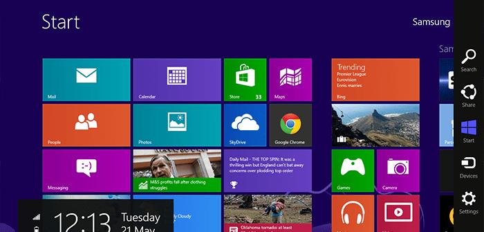 The Windows 8 Cheat Sheet Everyone Needs