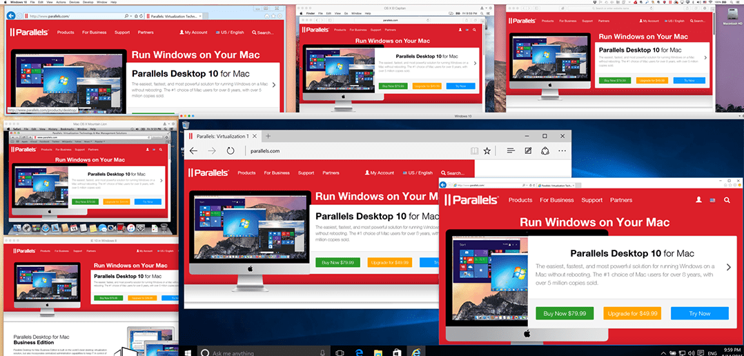 Run Multiple Browsers at Once