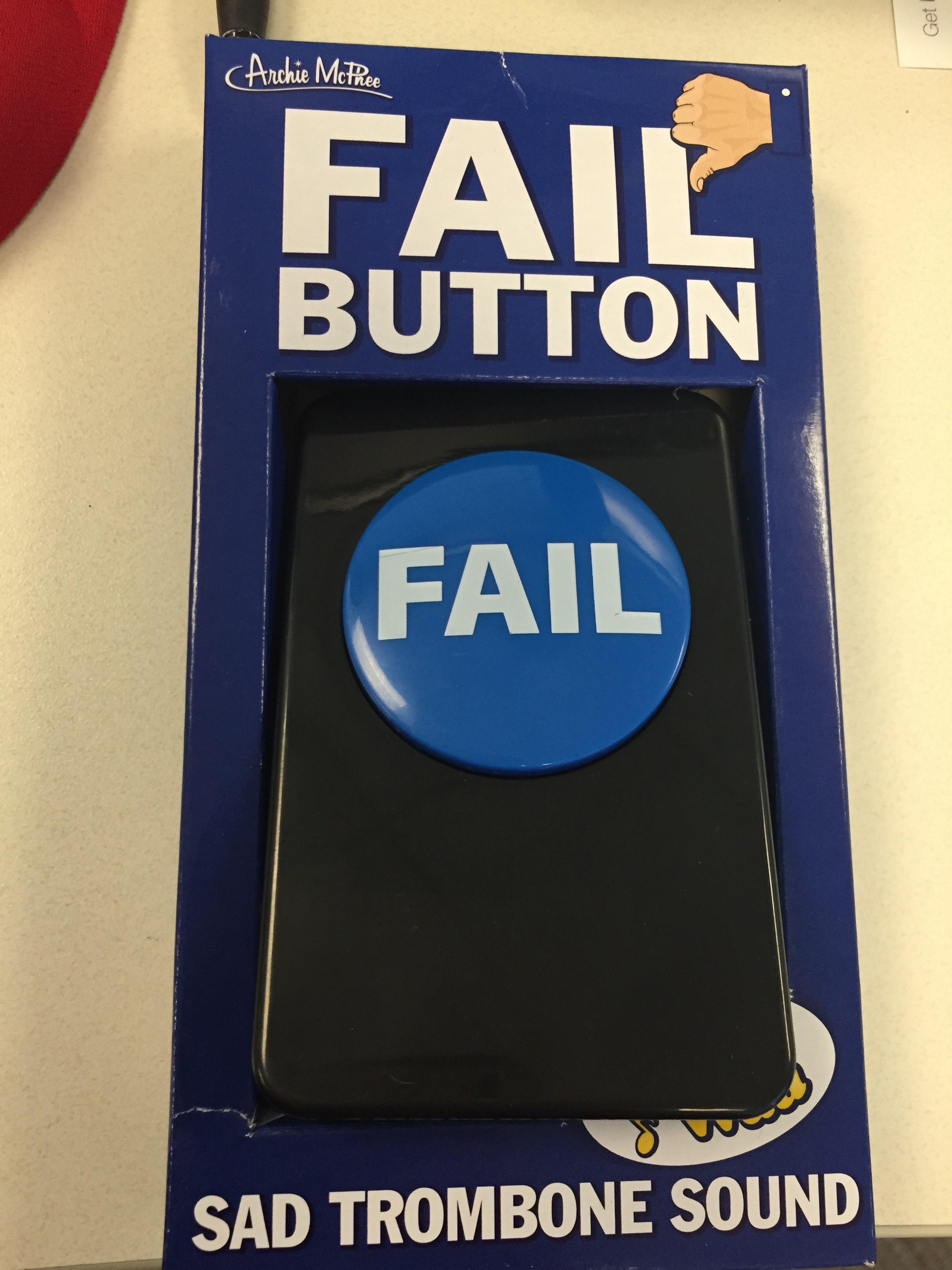 Parallels Fail Button