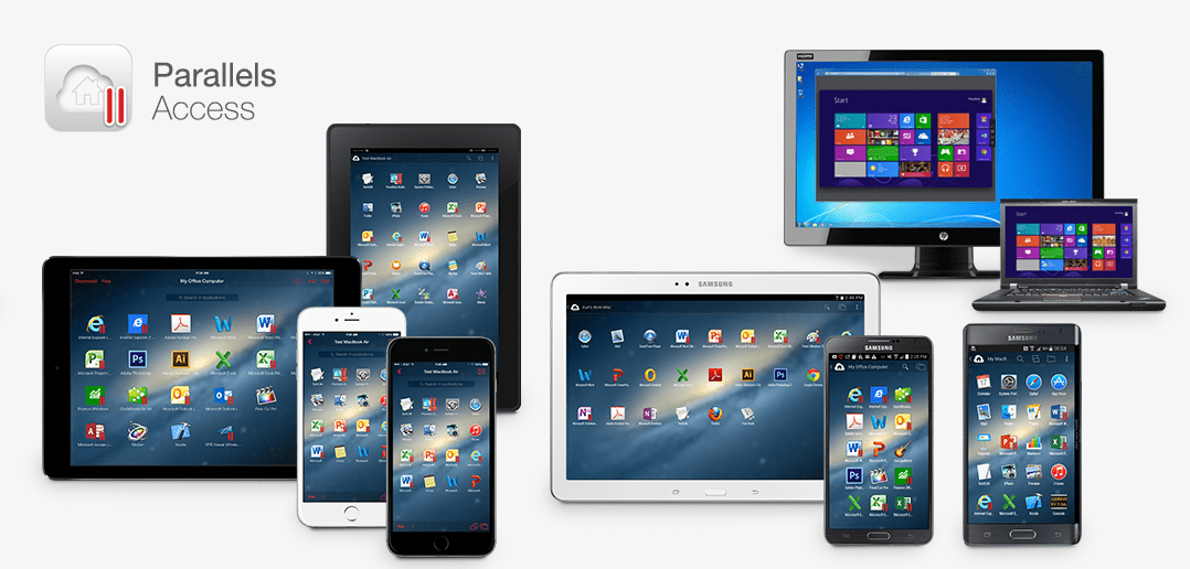 Introducing Parallels Access 3.0