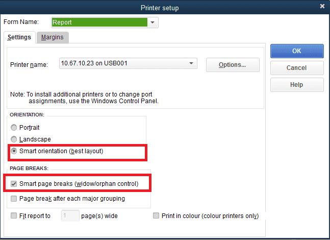 How to Print in QuickBooks in Parallels Desktop