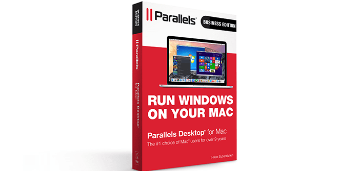 Get it All in Parallels Desktop for Mac Business Edition