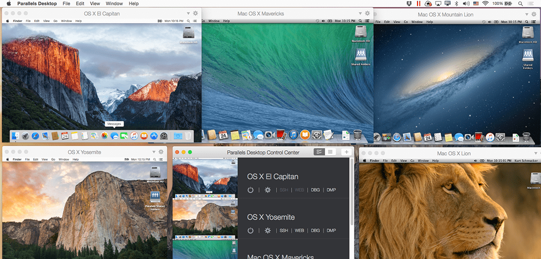Mac Developer? Test Multiple Mac OSes in Parallels Desktop Pro