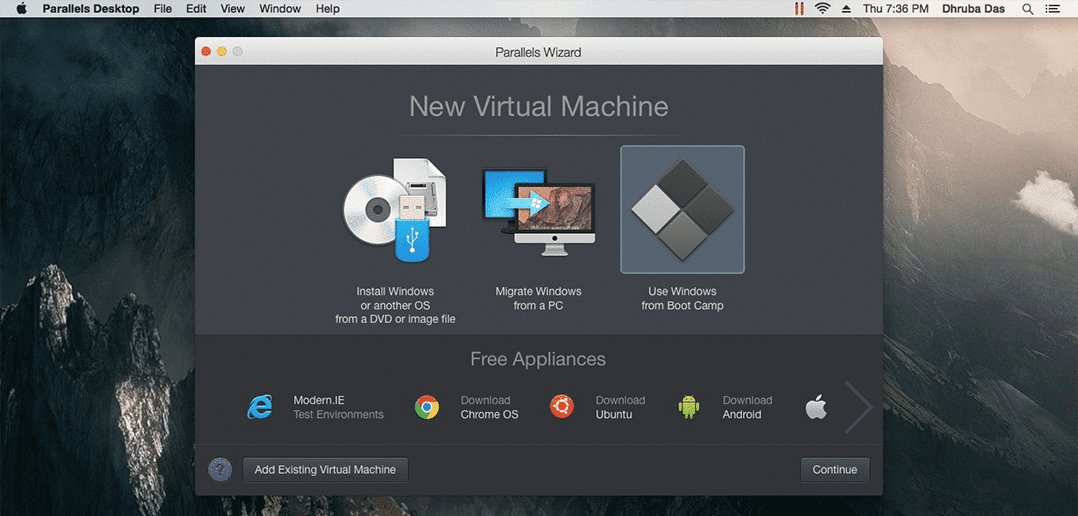 How to Start Boot Camp Without Restarting Your Mac