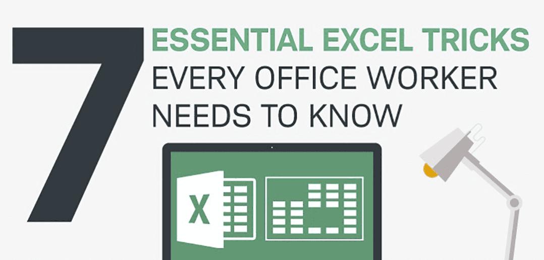 7 Microsoft Excel Tricks Everyone Should Know