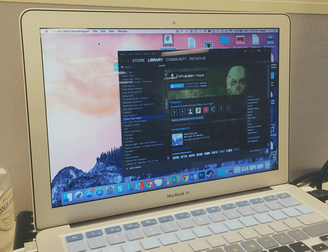 How to Play Fallout New Vegas on Mac