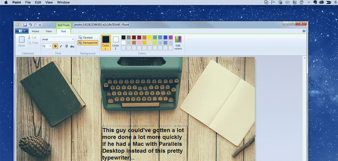 ms paint free download for mac