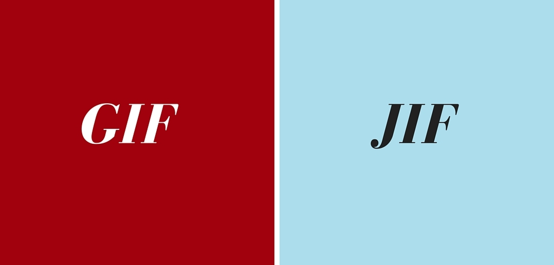 GIF vs. JIF – Which Do You Use?