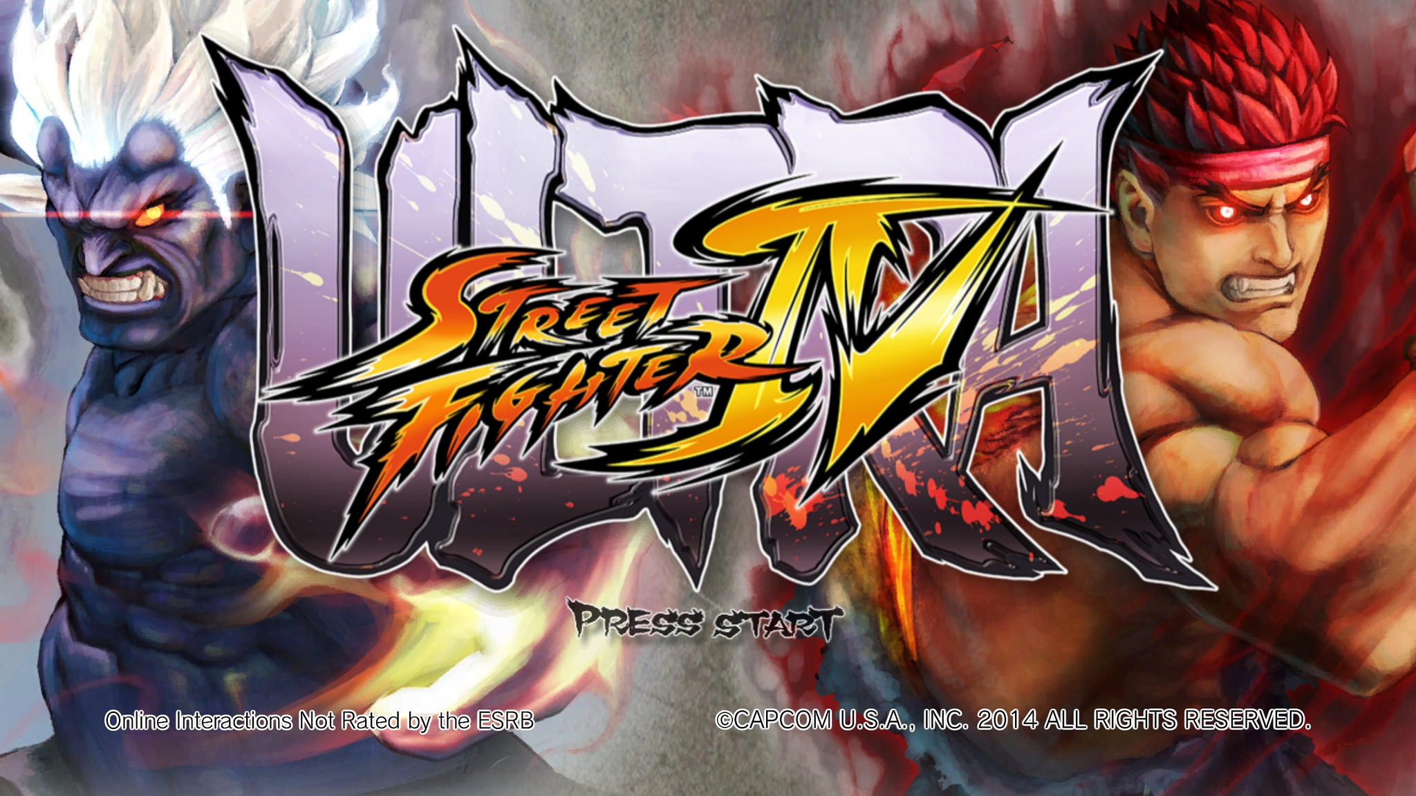 Street Fighter on Mac