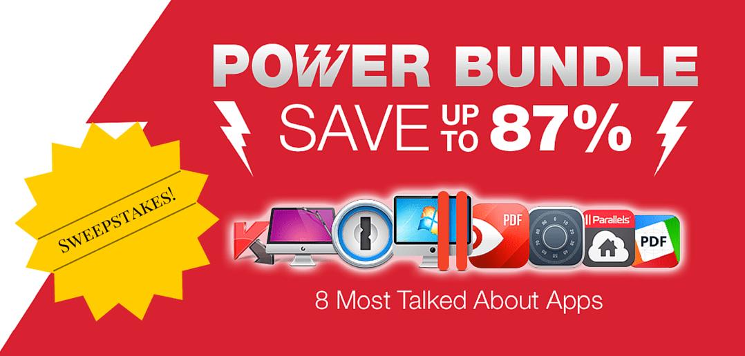 Parallels Desktop for Mac Power Bundle Giveaway!