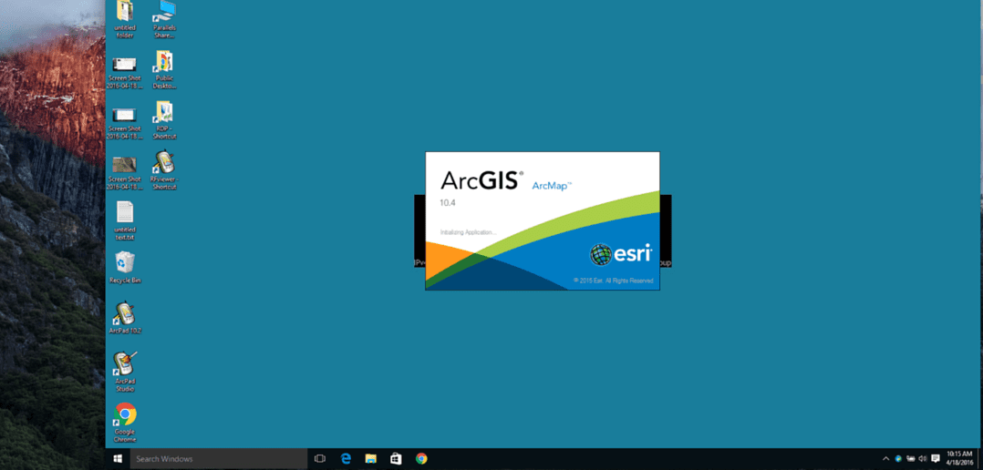 ArcGIS on Parallels Desktop for Mac - Parallels Blog