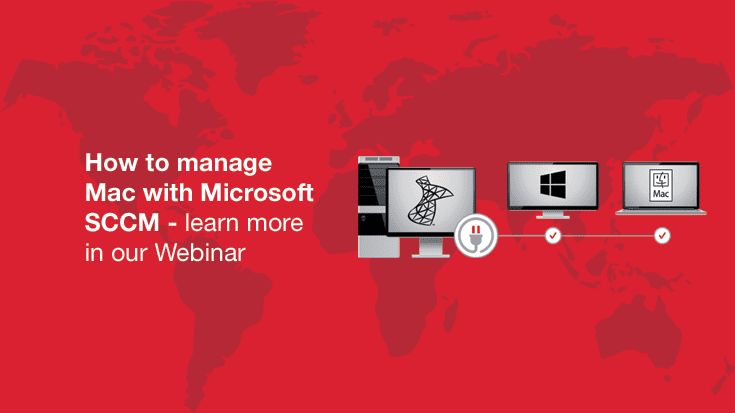 EMEA Webinars about Parallels Mac Management for Microsoft SCCM