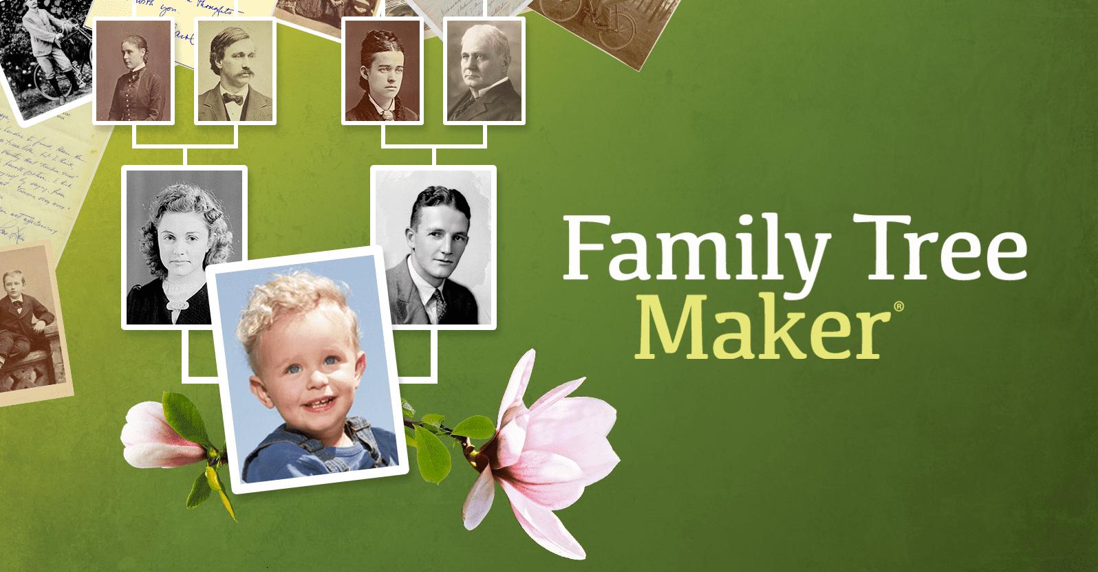 Family Tree Maker on Mac