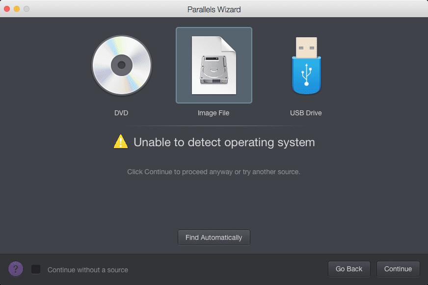 macOS Sierra VM -