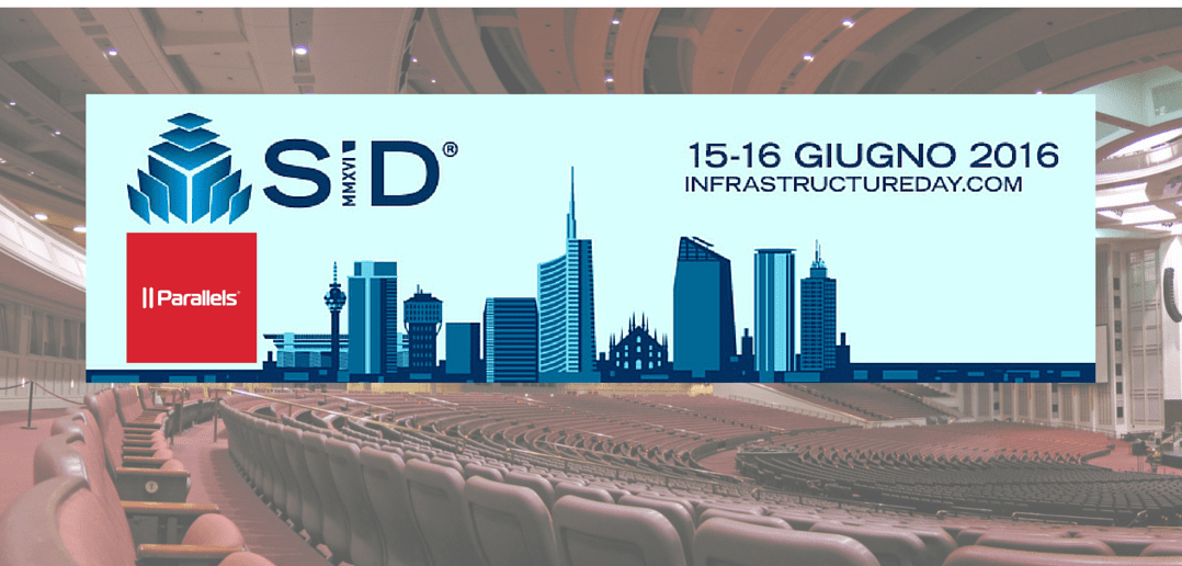 Join Parallels at the SID 2016 Conference in Milan!