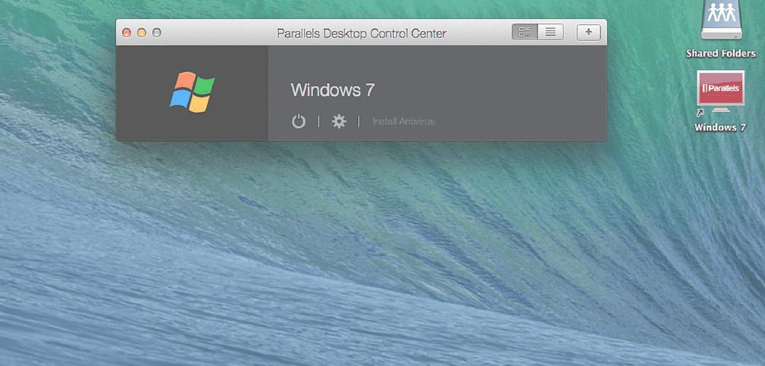 Upgrading Parallels Desktop 8 to Parallels Desktop 11 for Mac