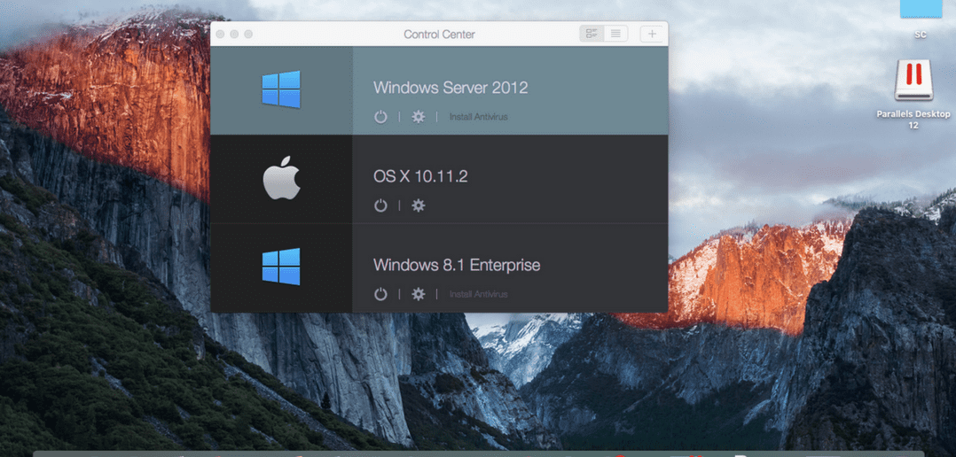 How to Upgrade from Parallels Desktop 11 to Parallels Desktop 12