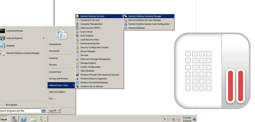 Overview of Remote Desktop License Server