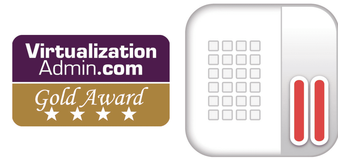 VirtualizationAdmin.com presents Parallels RAS with Gold Star Award