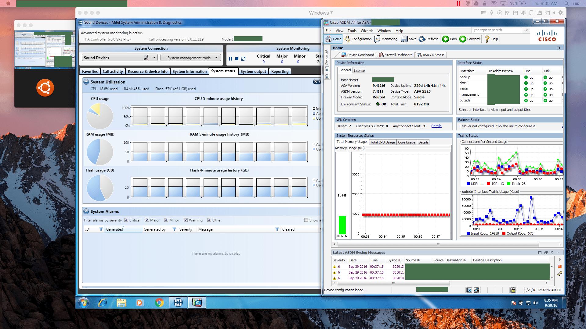 Linux on Mac