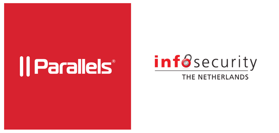 Parallels will be at Infosecurity.nl 2016 in the Netherlands