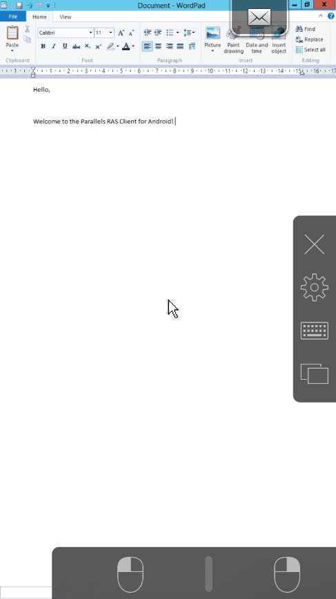 Parallels iOS Client