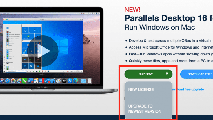 How to find your Parallels Desktop for Mac license key