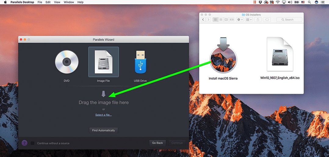 How to install and use a beta macOS in a virtual machine