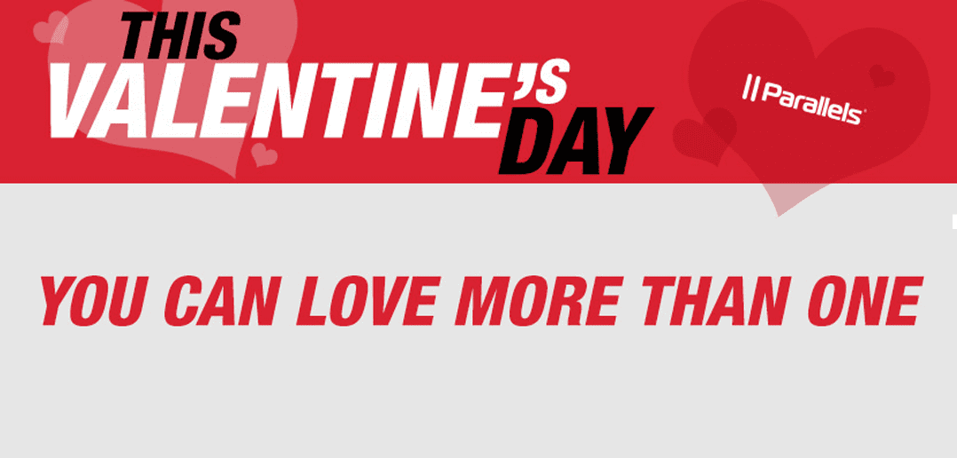 This Valentine's Day – You can love more than one