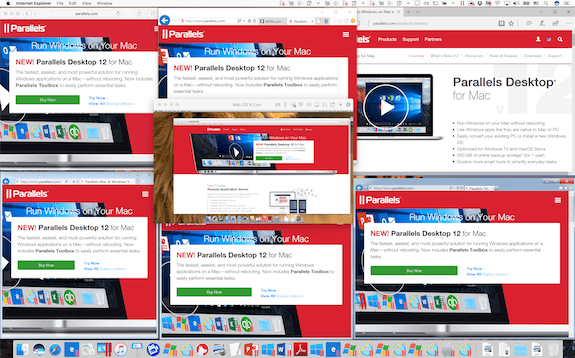 Run Multiple Browsers Simultaneously: A Web Developers Dream