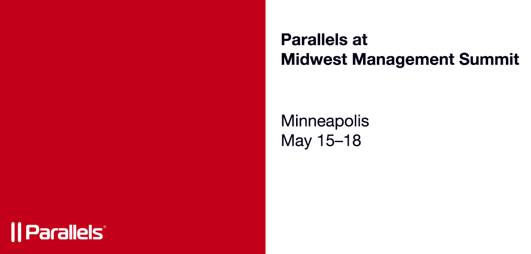 Parallels Presents Mac Management Solution at Midwest Management Summit