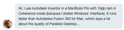 Run Autodesk Inventor on Mac - Parallels Blog