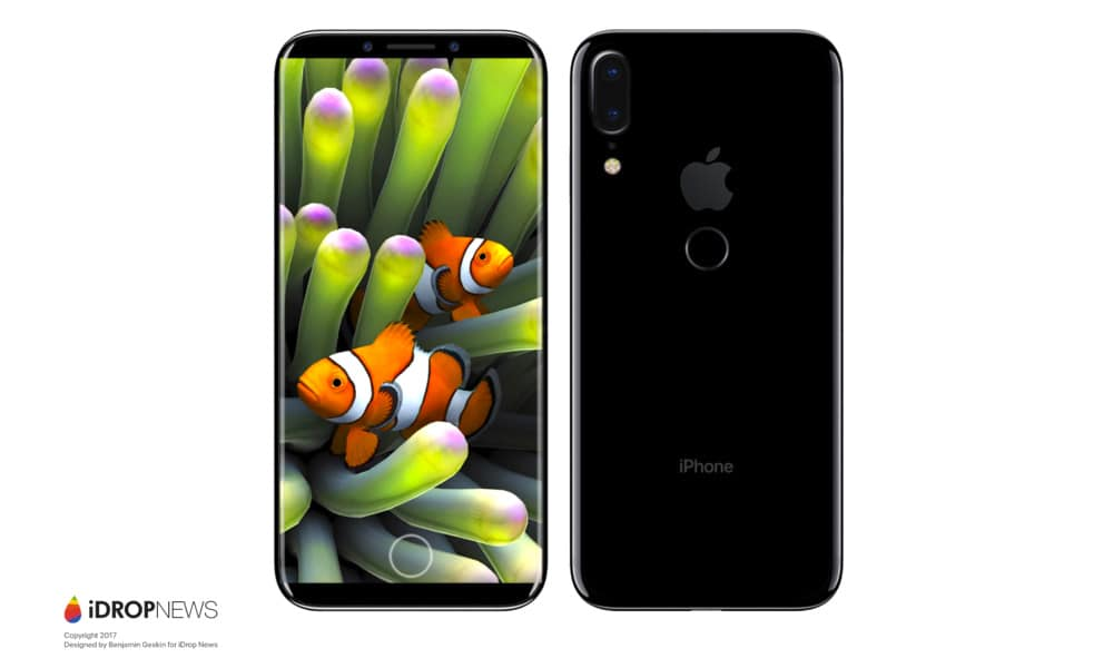 iPhone 8 Design