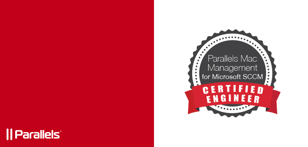 Free Parallels Mac Management for Microsoft SCCM Certification