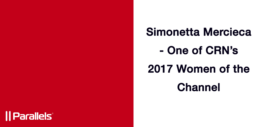 Simonetta Mercieca Of Parallels One Of Crns 2017 Women Of The Channel