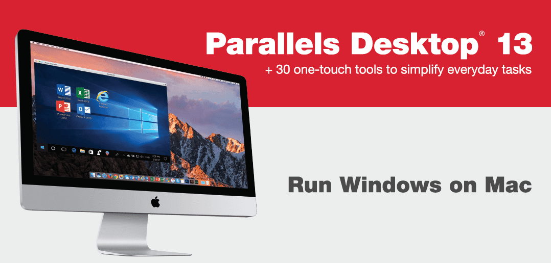 Introducing Parallels Desktop 13 for Mac