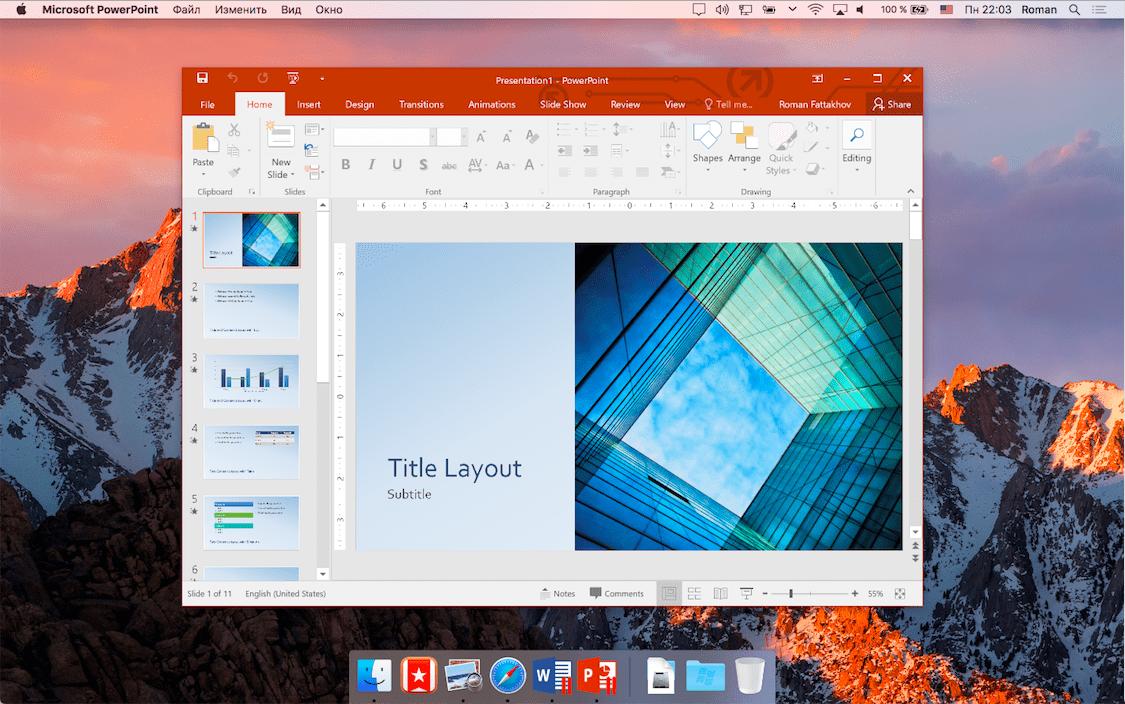 Parallels Desktop For Mac 13