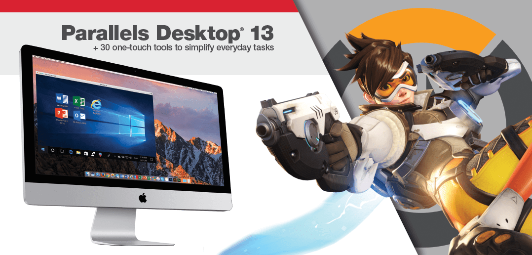 Overwatch on Mac with Parallels Desktop - Parallels Blog