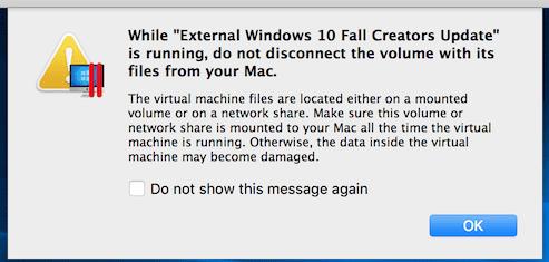 Can You Run a VM from an External Drive? - Parallels Blog