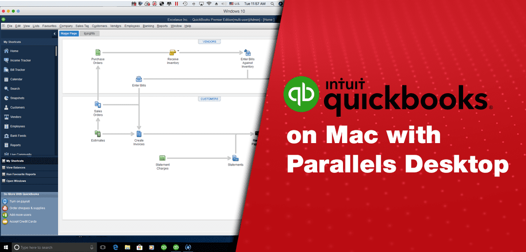 quickbooks for mac 2013 screenshots