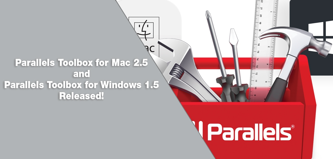Buy Parallels Desktop and get 8 Mac apps for FREE! - Parallels Blog