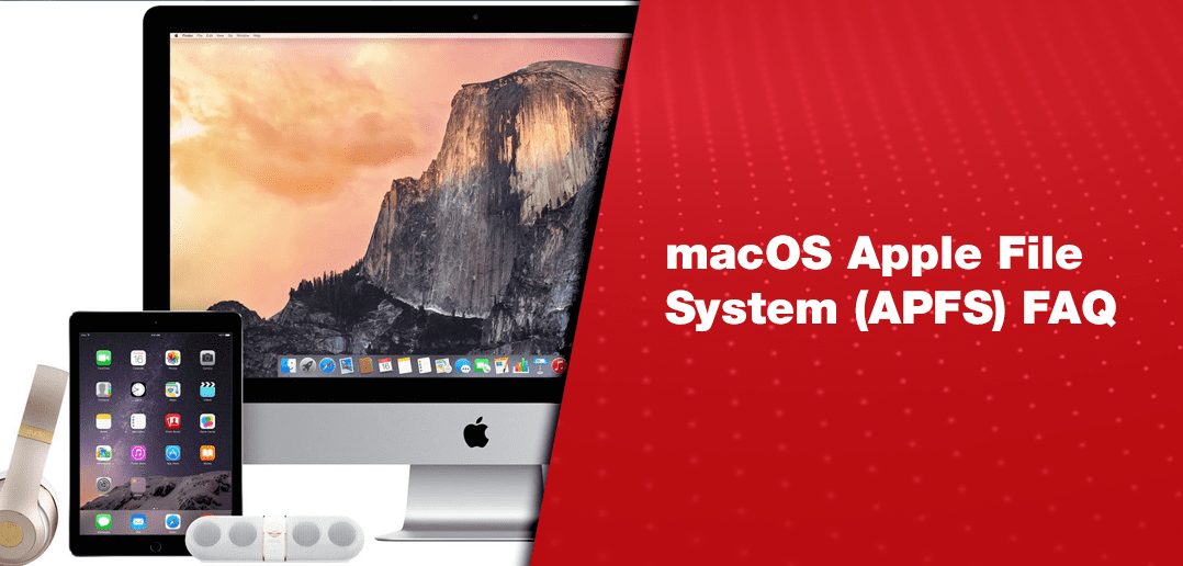 Get your FAQ's straight about macOS APFS