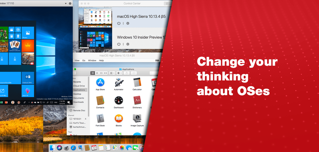 Change Your Thinking About OSes