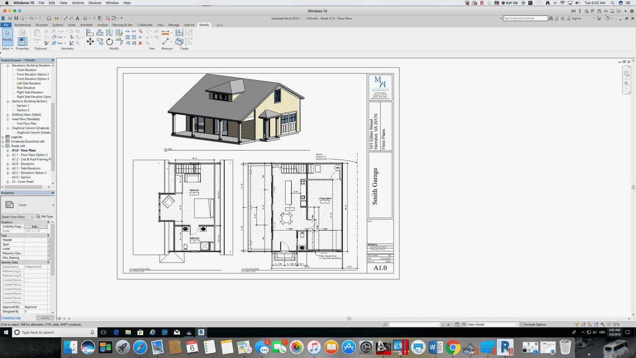 Revit on Mac